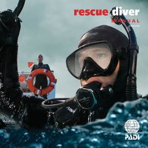 PADI Rescue Diver Manual - 2017 New Version