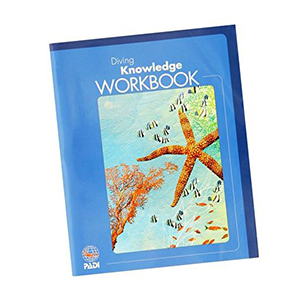 PADI Diving Knowledge Workbook 1
