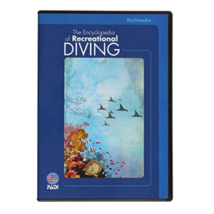 PADI Encyclopaedia of Recreational Diving DVD-ROM