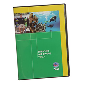 PADI Enriched Air DVD