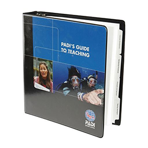 PADI Guide To Teaching Manual