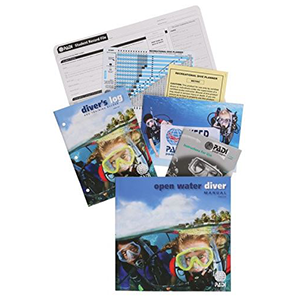 PADI Open Water Diver Crew Pack 2