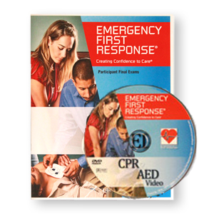 PADI CPR and AED dvd - video