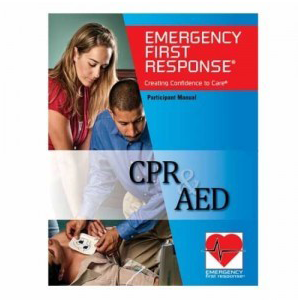 PADI CPR and AED manual