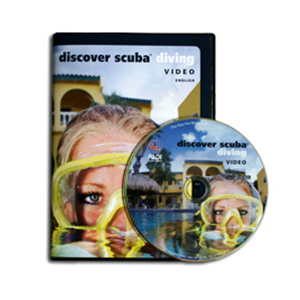 PADI Discover Scuba Diving dvd - video