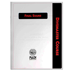 PADI Divemaster Final Exam metric - imperial