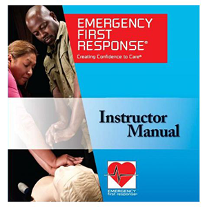 PADI Emergency First Responce Instructor Manual
