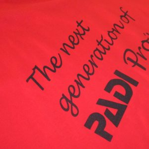 Next Generation T Shirt PADI